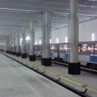 Станция Мякинино - работы продолжаются, Байконур