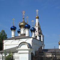 Церковь Николая Чудотворца / Nikolay Chudotvorets Church, Краснознаменск