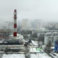 Панорама Краснознаменска, Краснознаменск