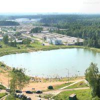 Новое озеро, Краснознаменск, Краснознаменск