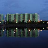 Зеркало пруда, Краснознаменск