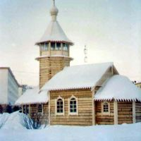 Церковь, Заозерск
