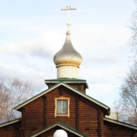 Храм Рождества Пресвятой Богородицы, Верхнетуломский