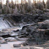 Каменные джунгли, Верхнетуломский