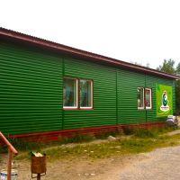 Продуктовый магазин в поселке Верхнетуломский, Верхнетуломский