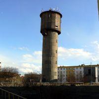 Водонапорная башня, Заполярный