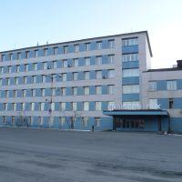Заполярний , Кольська ГМК , 2012, Заполярный