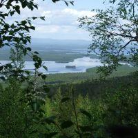 Окресности Зареченска, Зареченск
