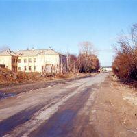ул. Северная аллея, Зашеек