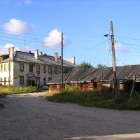 Клубный переулок, Зашеек