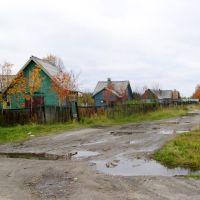 финские домики, Зашеек