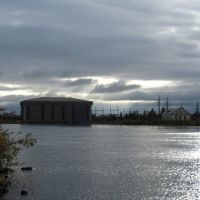 ГЭС Нива-1, Зашеек