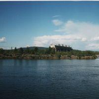 Полярные Зори ГЭС, Зашеек