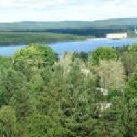 Панорама. 2010 г., Зеленоборский
