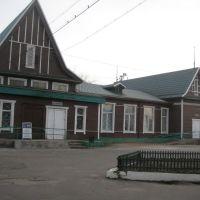 Кандалакша (вокзал), Кандалакша
