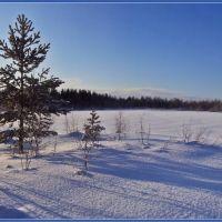 Зимняя . ., Кандалакша
