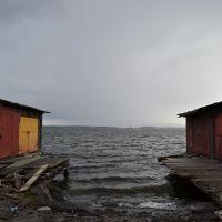 На берегу. Июнь 2012 г., Кандалакша