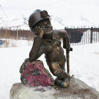Лукавый горнячок., Кировск