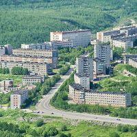 В город по проспекту Ленина, Кировск