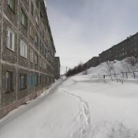 пятиэтажки, Кировск