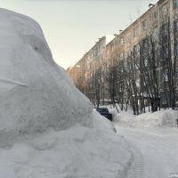 Хибины, Кировск