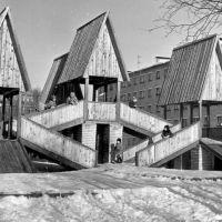 Детский городок, Ковдор