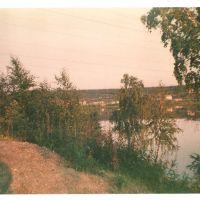 Озеро, Ковдор