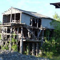 Старая шахта Ковдор Слюды., Ковдор