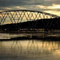 Мост через реку Тулома, Кола