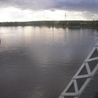 мост через Колу, Кола