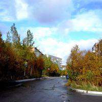 г.Кола, Улица Победы, Кола