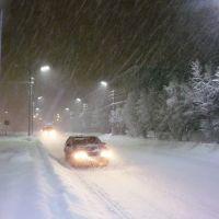 Зима, Кола