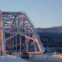 Зимний мост, Кола