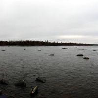 порог, Мончегорск