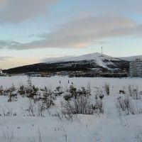 зима 14.02.2010, Мончегорск