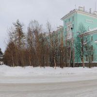 металлургов 27, Мончегорск