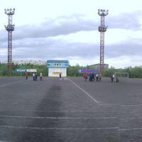СТАДИОН, Мончегорск