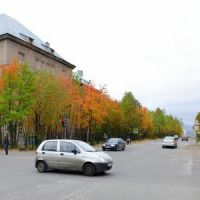 3 школа, Мончегорск