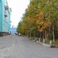 центральная библиотека.металлургов 27, Мончегорск
