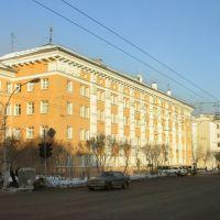 Lenins avenue, Мурманск