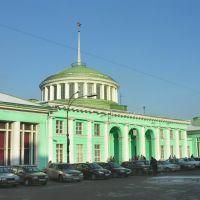 Murmansk railway station, Мурманск