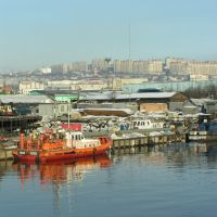 View to Murmansk, Мурманск