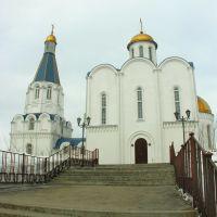 "Church ""Spas na Vodakh"" - ""Savior on the water"", Мурманск"