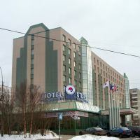 "Hotel ""Park Inn Poliarnie Zori"", Мурманск"