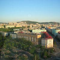 Murmansk centre, Мурманск