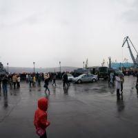Морской вокзал, Мурманск
