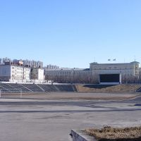 Центральный мурманский стадион, Мурманск