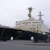 "Атомный ледокол ""Ленин"", Мурманск"