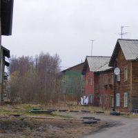 Улица Декабристов, Мурманск