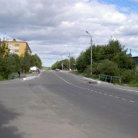 Улица Советская, Мурмаши
